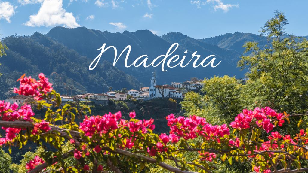 Seeniorid - Madeira