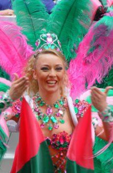 Suvine Helsingi ja sambakarneval 12.06.21