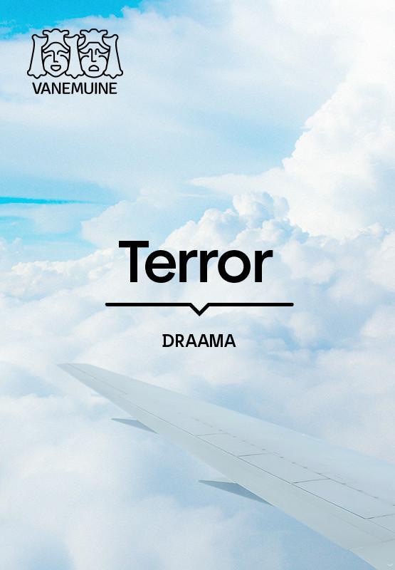 """Teatrireis: """"Terror"""" 24.04.2021 Sadamateatris Tartus"""