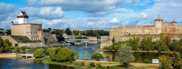 Võluvad Sillamäe, Narva-Jõesuu ja Narva